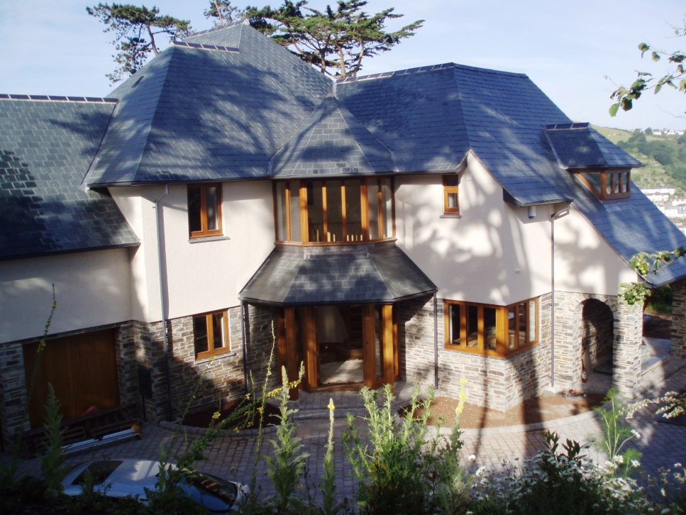New build house South West Architects