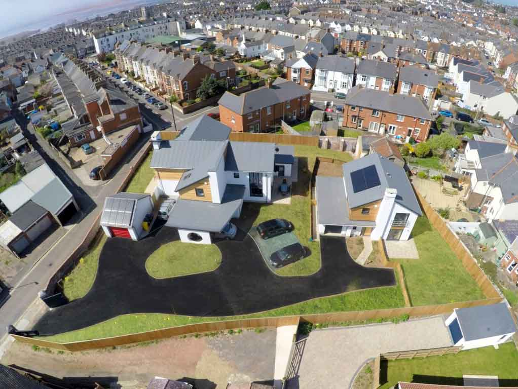 New builds in Exmouth