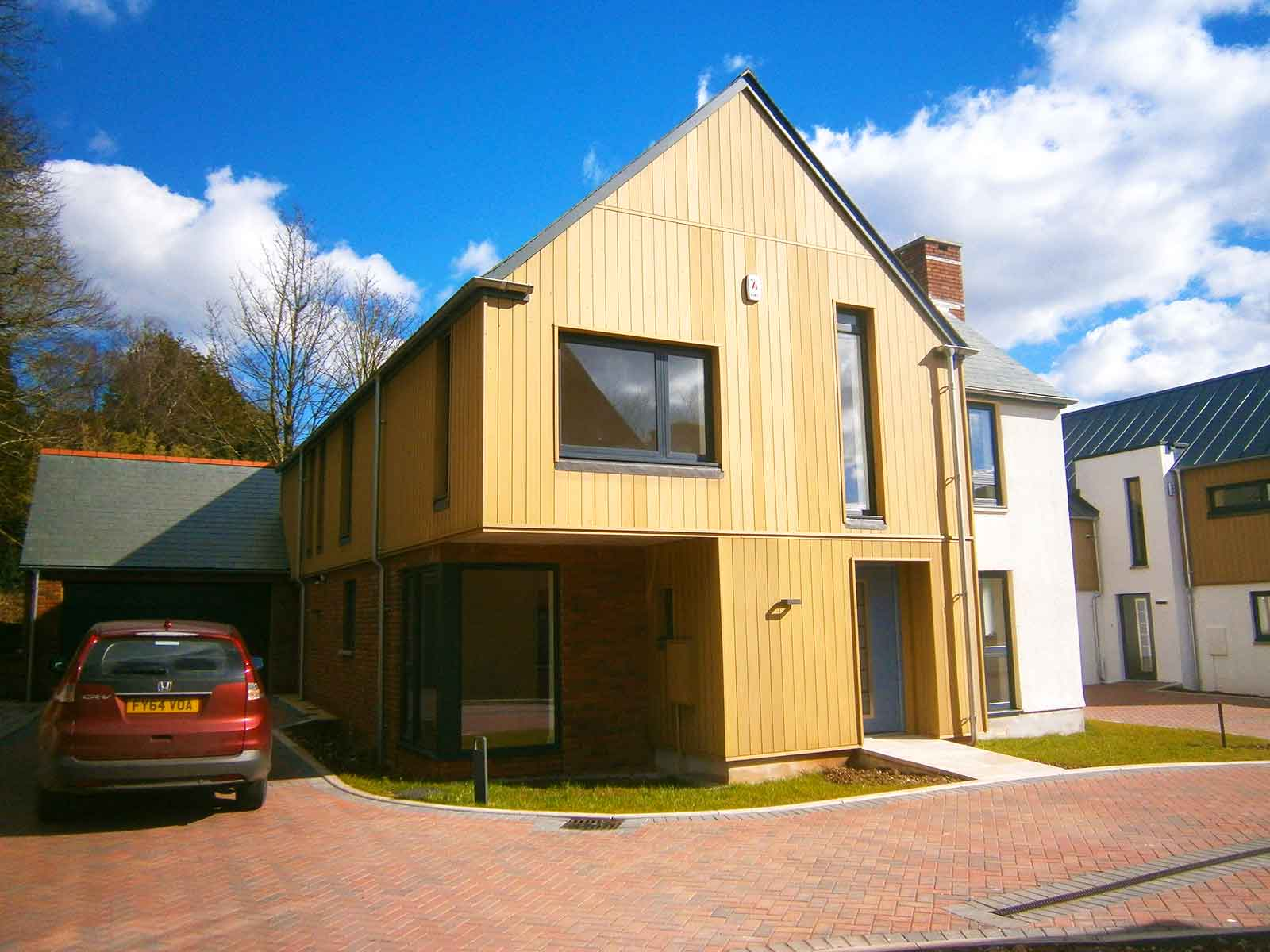 New homes built in Totnes