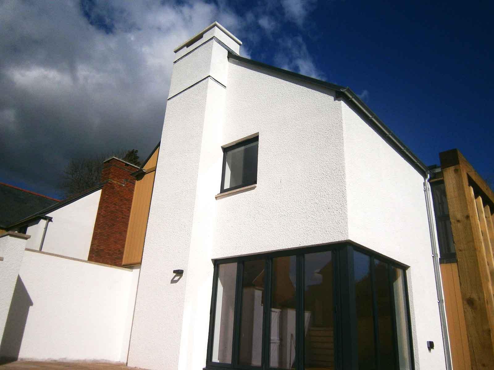 Redlands new home in Totnes